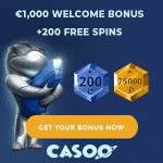 Casoo Casino Bonus And  Review  Promotions