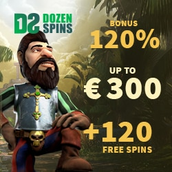 120% Up To €300
