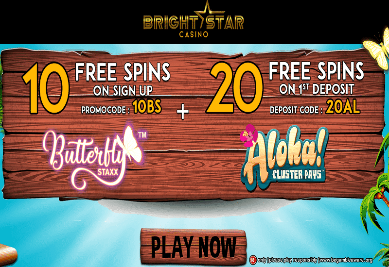 Bright Star Casino Promotion