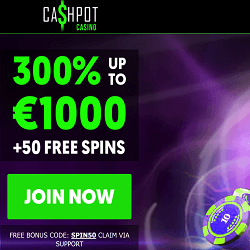 Casino Jackpot City Spill