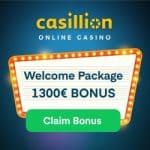 Casillion Casino Bonus And  Review News
