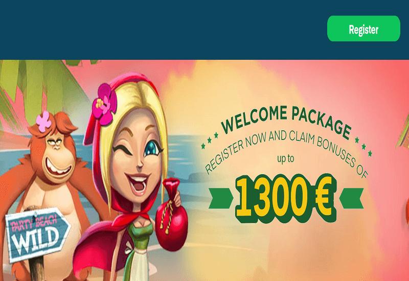 Casillion Casino Home Page