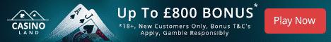 Casinoland Bonus And Review