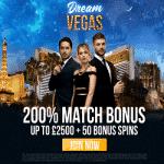 Dream Vegas Casino Bonus And  Review News