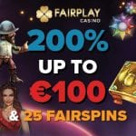 Fair Play Casino Bonus And  Review Details