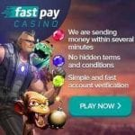 FastPay Casino Bonus And  Review  Promotion