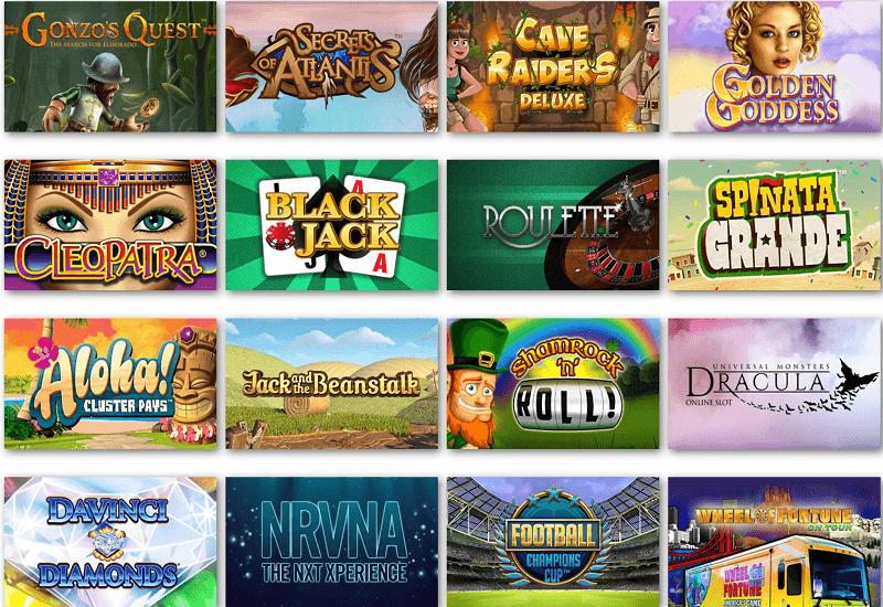 Fika Casino Video Slots