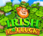 Irish Pot Luck Video Slot Game