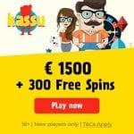 Kassu Casino Bonus And  Review  Promotion