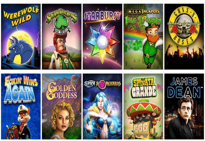 Kerching Casino Video Slots