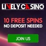 Lively Casino Bonus And  Review News