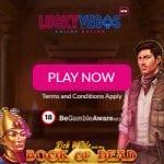 Lucky Vegas Casino Bonus And  Review  Promotion