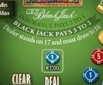 Mini Blackjack Table Games