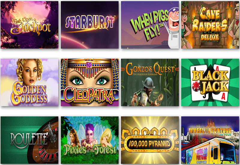 MobiReels Casino Video Slots