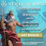 Neptune Play Casino Bonus And  Review  Promotion