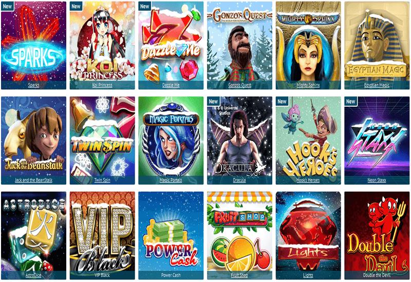 Prime Slots Casino Video Slots