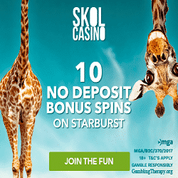 10 Bonus Spin