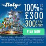 Sloty Casino Bonus And  Review News