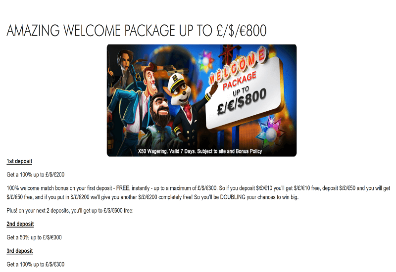SpinPrive Casino Promotion