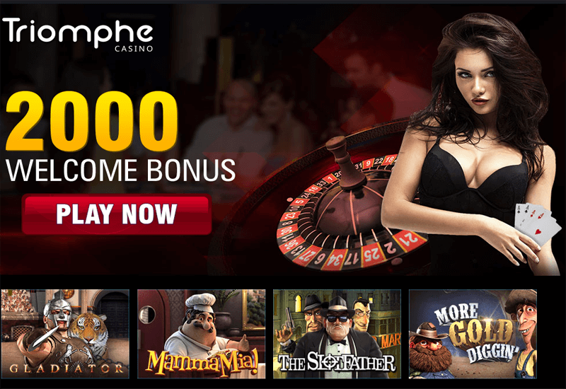 triomphe casino bonus codes