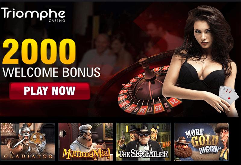 Casino Triomphe Exclusive