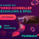 Turbico Casino Bonus And  Review  Promotion
