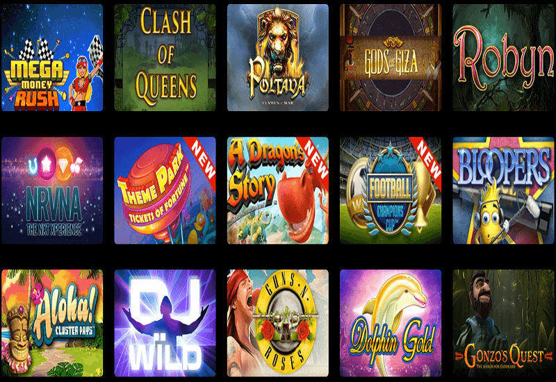 Vegas Mobile Casino Video Slots
