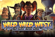 Wild Wild West Video Slot Game