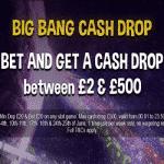 A Big Bang Cash Drop at the Arctic Spins casino