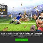 Barbados Casino - €130,000 Hugo Goal Raffle