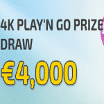 A 4K Play'n GO Prize Draw at casino BoaBoa