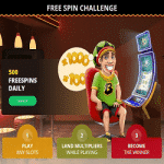 Bob Casino - Daily 500 Free Spin Challenge