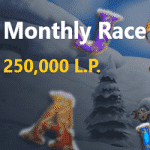 Monthly Race - a tournament by Buran Casino