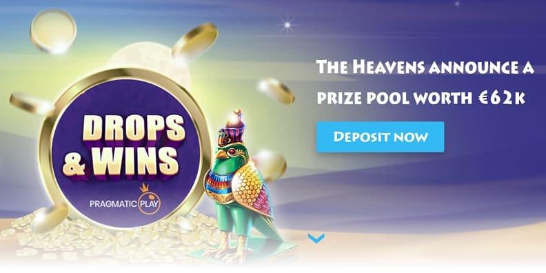 Casino Gods Promotion