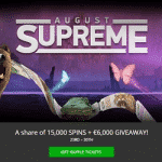 CasinoLuck Giveaway: 15,000 Spins & €6,000