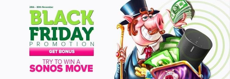 CasinoLuck Promotion