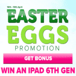CasinoLuck and the Easter Eggs Promotion
