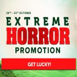 CasinoLuck's Extreme Horror Promotion