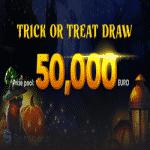 Cobra Casino - Trick or Treat Draw: $50,000