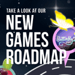 A New Games Roadmap by Cosmic Spins