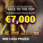 Race to the Top: €7,000 from Eat Sleep Bet