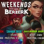 EatSleepBet Casino - Weekends Go Berzerk