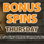 Up to 40 Free Spins on Dead or Alive - every Thursday at Fika Casino
