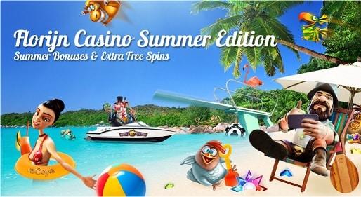 Florijn Casino promotion