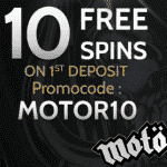 10 Free Spins on 1st Deposit by Glimmer Casino