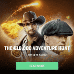 Adventure Hunt: €10,000 from casino Guts