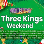 Three Kings Weekends at casino Hot Streak