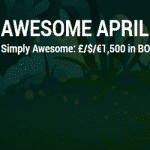 Awesome April bonuses from Jackpot21