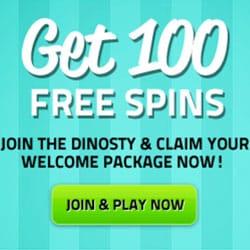 Lucky Dino No Deposit Bonus