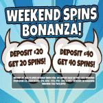 Weekend Spins Bonanza - May 2019 at Mriches